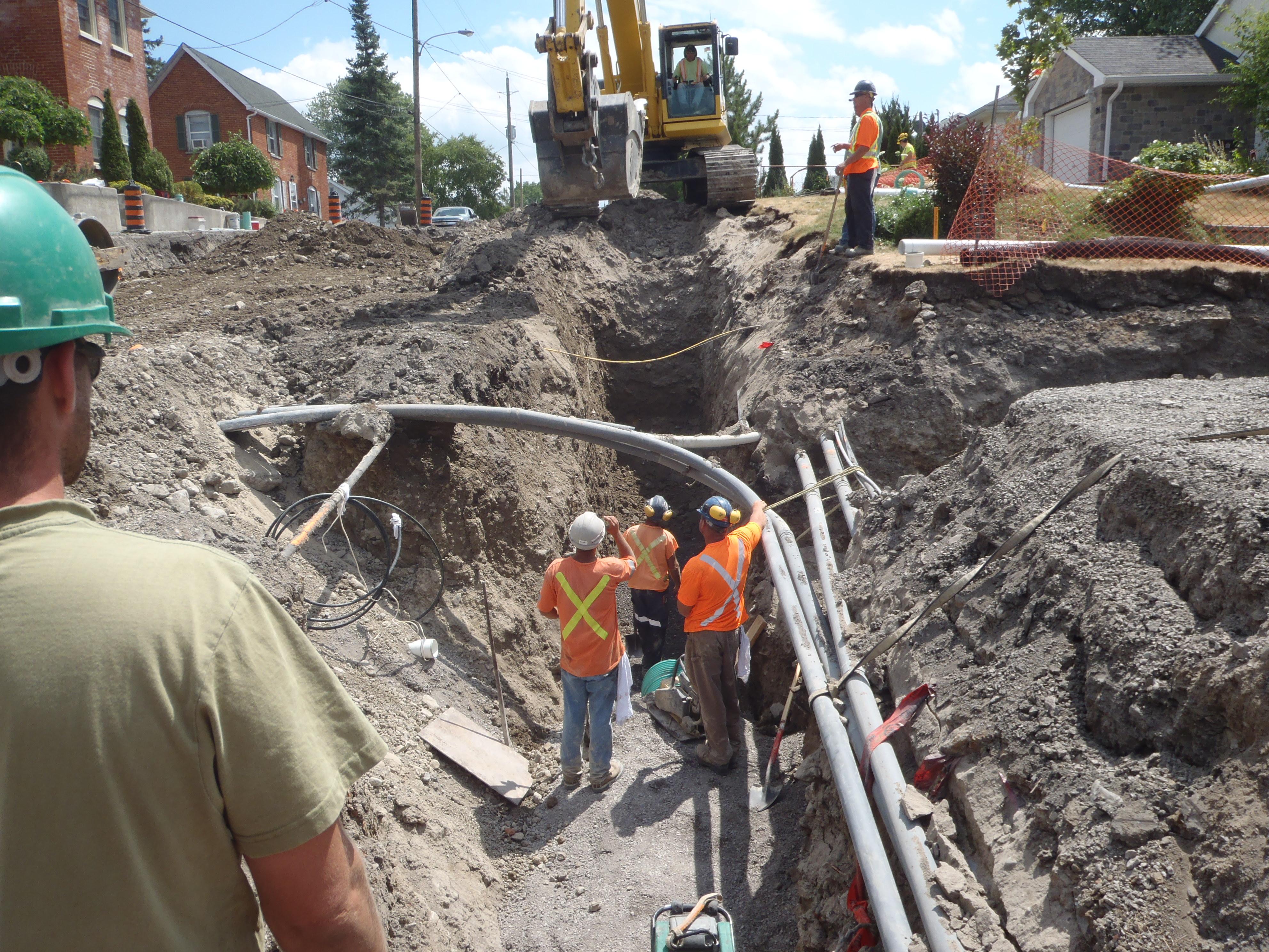 Road Construction & Reconstruction