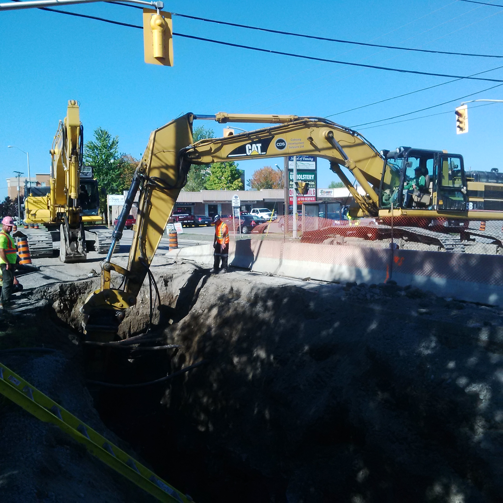City of Belleville, Dundas Street West Sanitary Trunk Sewer Project