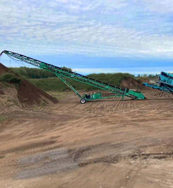CDS Aggregates, Screened Topsoil