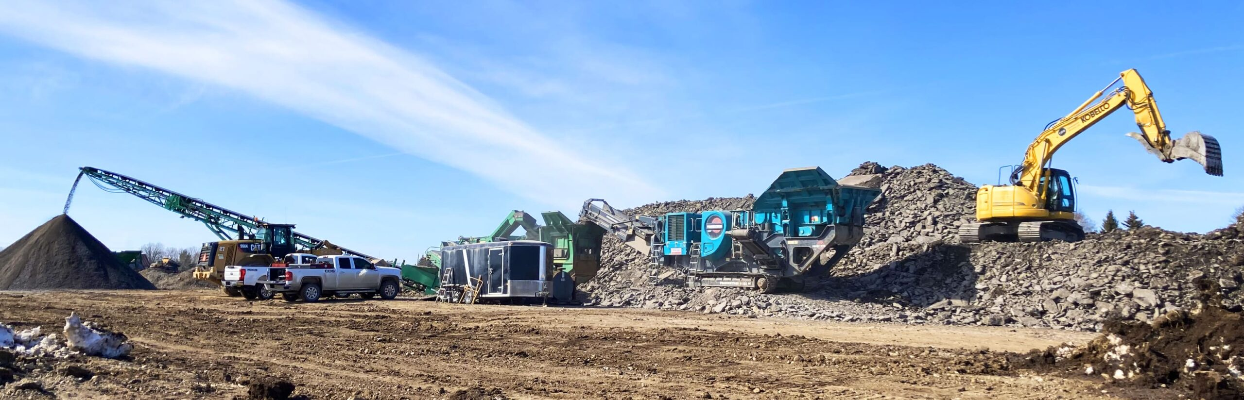 Custom Crushing & Recycling